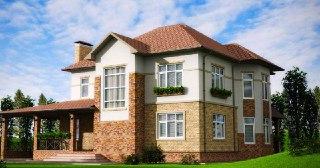 Фасадные работы Саратов цена от 256 руб. м2