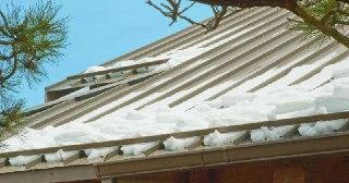 Монтаж снегозадержателей Саратов цена от 817 руб.